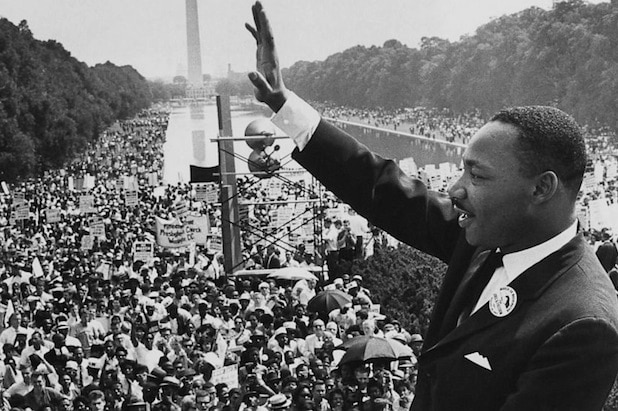 Tag Archives: I Have a Dream speech