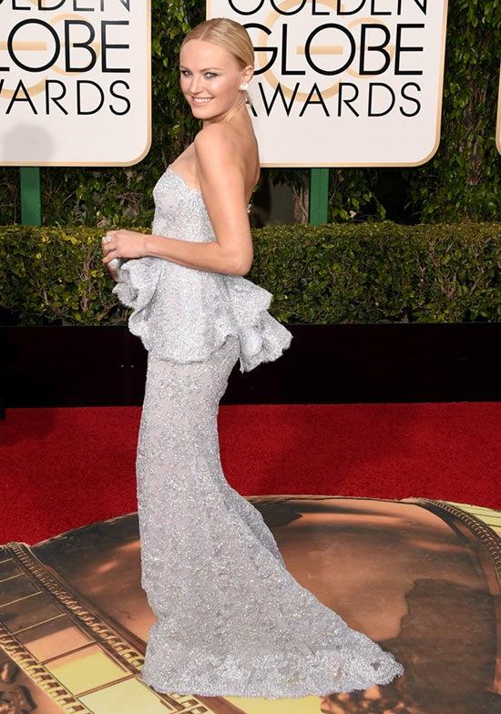 Malin Akerman 2016 Golden Globes
