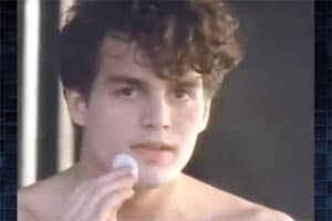 Mark Ruffalo Clearasil Ad
