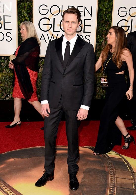 Martin Wallstrom 2016 Golden Globes