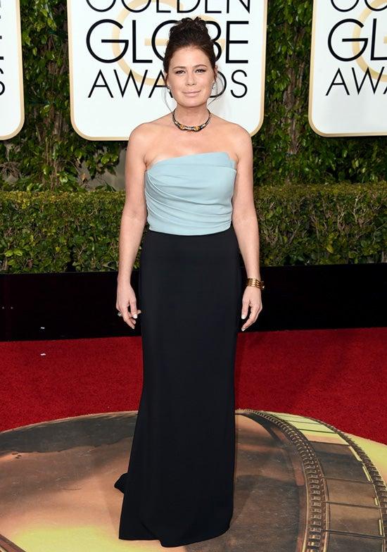 Maura Tierney 2016 Golden Globes