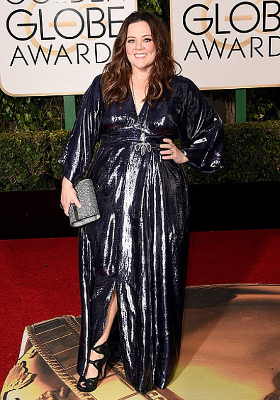 Melissa McCarthy 73rd Annual Golden Globe Awards Arrivals