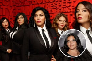 Mob Wives Jennifer Graziano