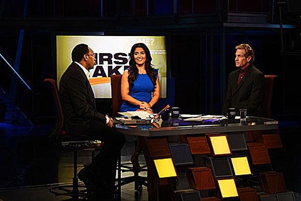 Molly Qerim Joins ESPN First Take