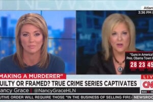 Nancy Grace Talks Steven Avery on CNN