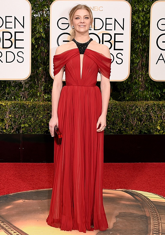 Natalie Dormer 73rd Annual Golden Globe Awards Arrivals