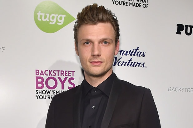 Nick Carter arrested for battery