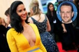 Olivia Munn and Jason Segel