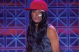 Olivia Munn performs on Lip Sync Battle