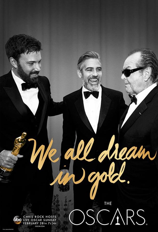 Oscars 2016 Ben Affleck