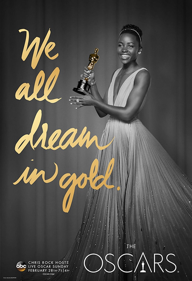Oscars 2016 Lupita Nyongo