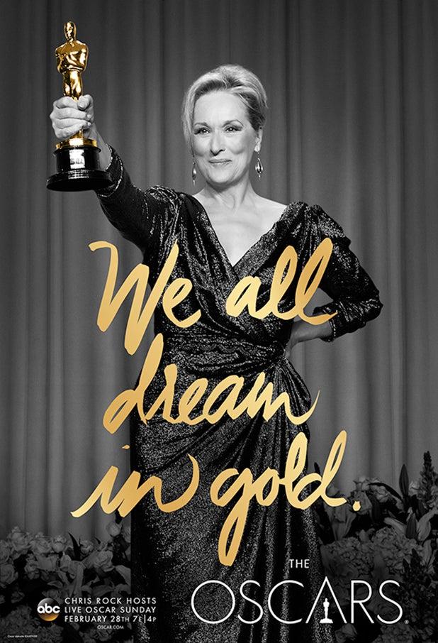 Oscars 2016 Meryl Streep