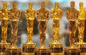 Oscars Statuettes #OscarsSoWhite