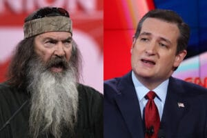 Phil Robertson Ted Cruz