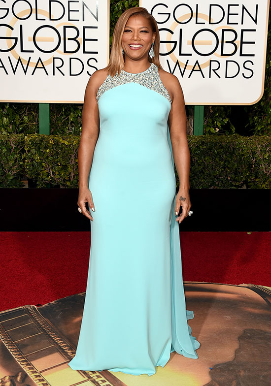 Queen Latifah Golden Globes