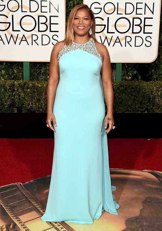 Queen Latifah Golden Globes