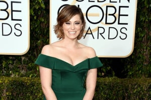 Rachel Bloom breathless acceptance speech