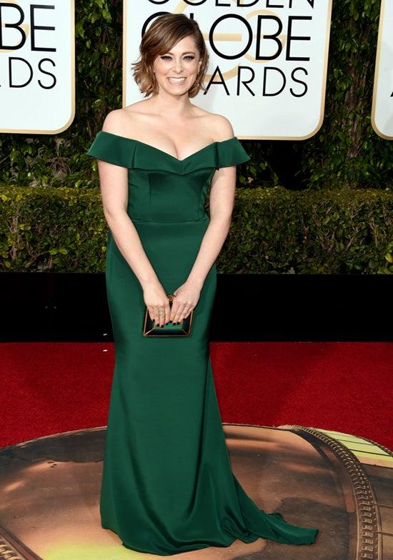 Rachel Bloom 73rd Annual Golden Globe Awards Arrivals