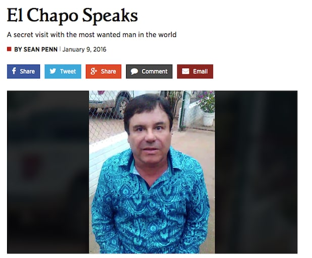 sean penn and el chapo relationship trust
