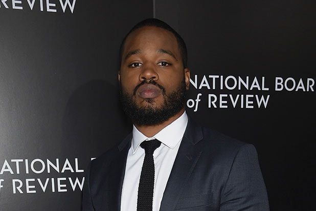 Black Panther director Ryan Coogler