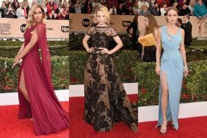 SAG Laverne Cox Rachel McAdams Brie Larson