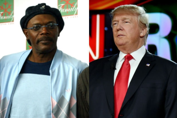 Samuel L. Jackson Says Donald Trump Cheats at Golf