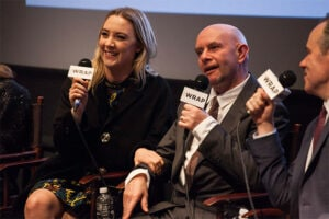 Saoirse Ronan at TheWrap screening series