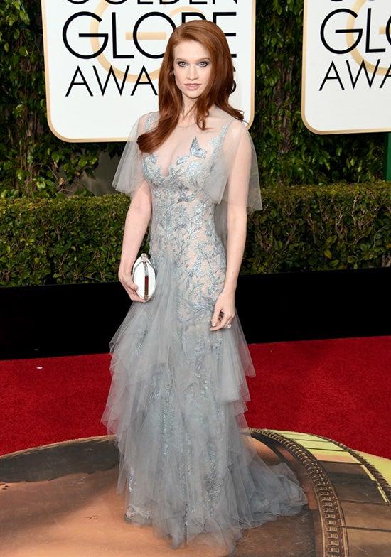 Sarah Hay 2016 Golden Globes