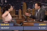 Sarah Silverman Jimmy Fallon