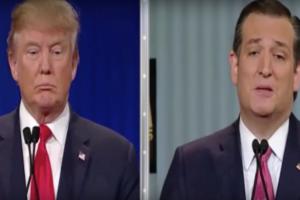 Trump Cruz New York Values