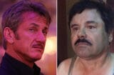 Sean Penn and El Chapo Split
