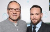 Kevin Spacey and Dana Brunetti