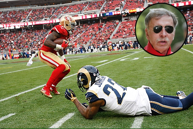 a4659431 Rams Owner Describes Moving NFL Team to LA as 'Bitter Sweet'