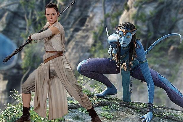 Image D Avatar why 'star wars' won't beat 'avatar' global box office record