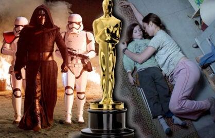 Star Wars Room Oscars