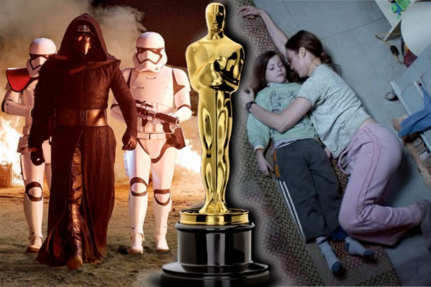 Star Wars Room Oscars