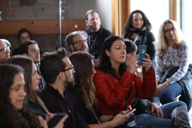 Sundance 2016 Industry Panel 3