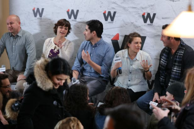 TheWrap Sundance Panel