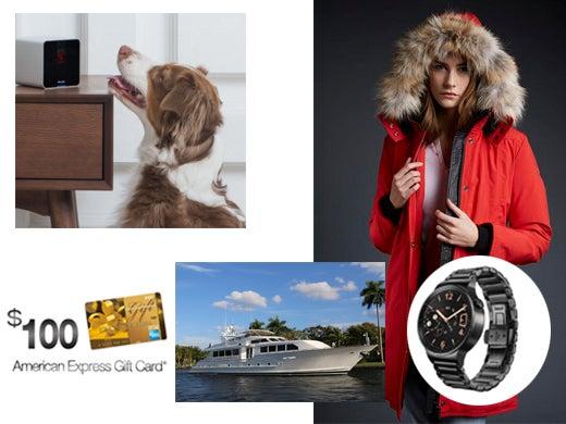 Sundance Swag 2016 Yacht Cash Watches