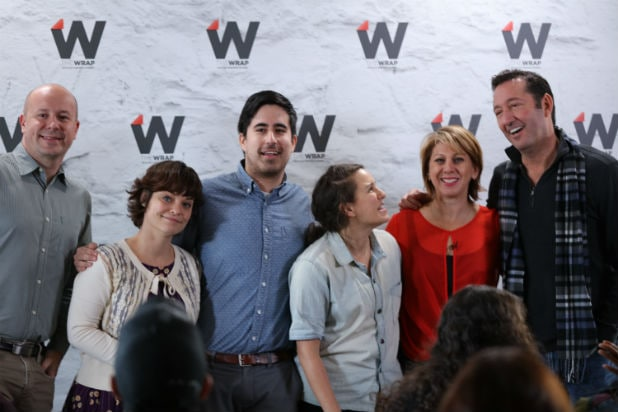 Sundance 2016 industry Panel 1