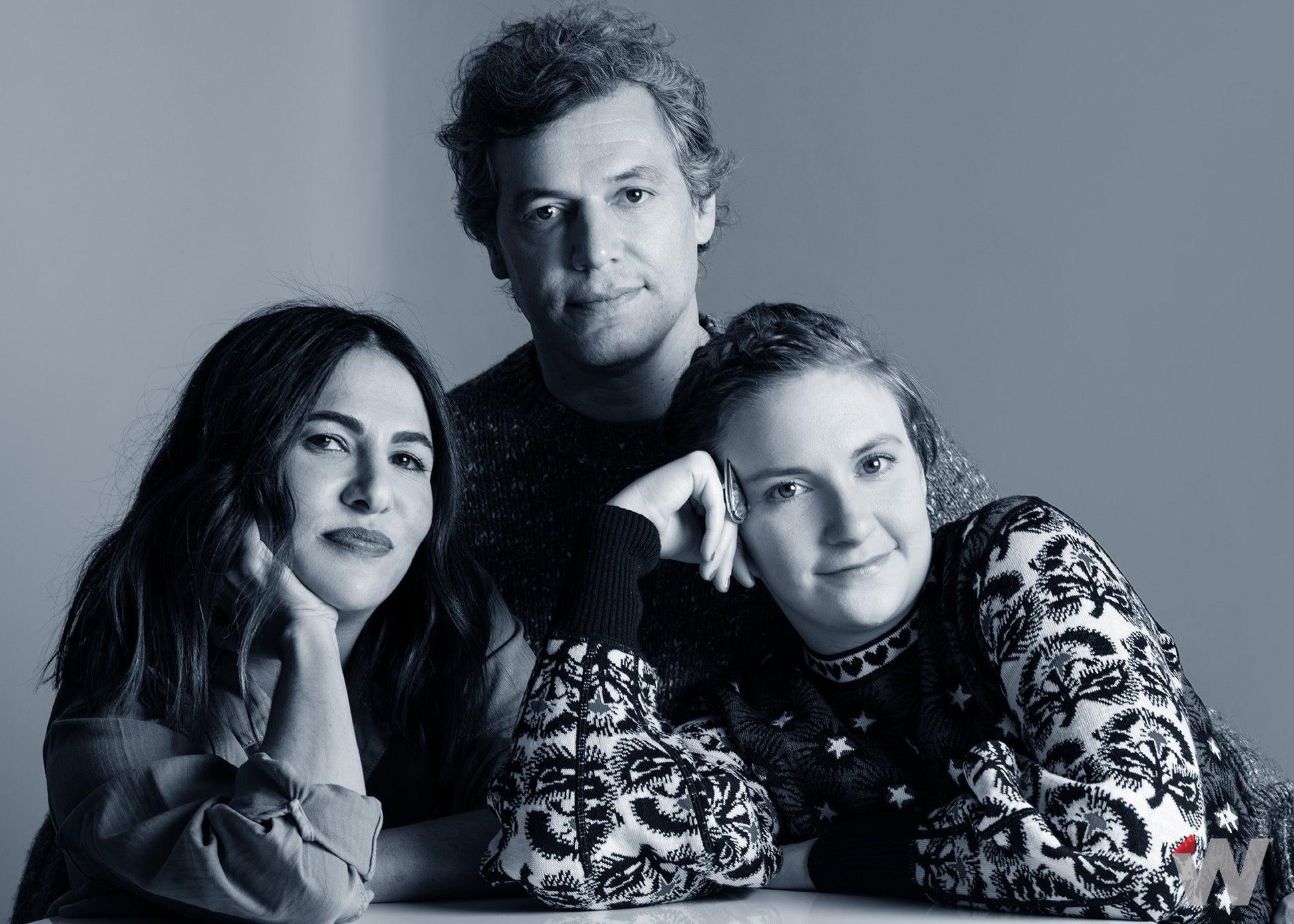 Jenni Konner, Lena Dunham, & Jason Benjamin Sundance