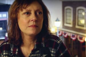Susan Sarandon bashes donald trump