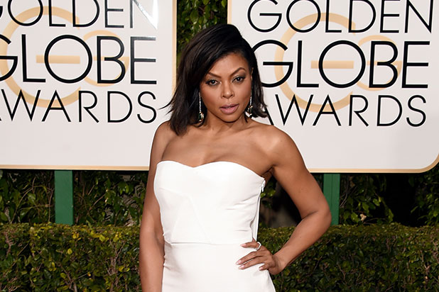 Taraji P Henson wins for Best Actress in a TV series DRAMA