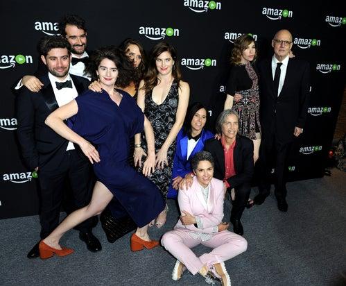 Amazon Studios Golden Globes Party