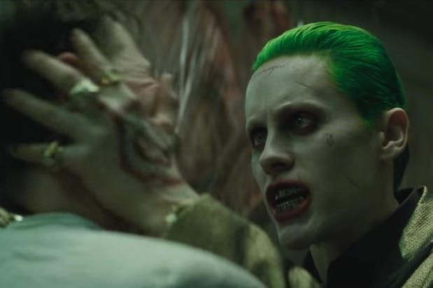 The Joker Suicide Squad Trailer <a href=