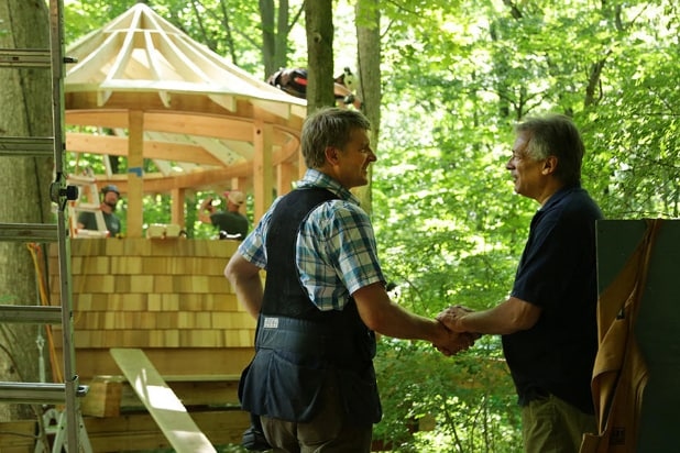 Animal Planet Renews 'Treehouse Masters,' 'Yankee Jungle' on amazing tree houses, exotic tree houses, luxury tree houses, extremely cool tree houses, easy to make tree houses, creative tree houses, canvas tree houses, lowe's tree houses, extreme tree houses, primland resort tree houses, adult tree houses, large tree houses, elaborate tree houses, great tree houses, pete's tree houses, best tree houses, tree masters tree houses, inexpensive tree houses, modern tree houses,