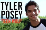 Tyler Posey Drinking With the Stars