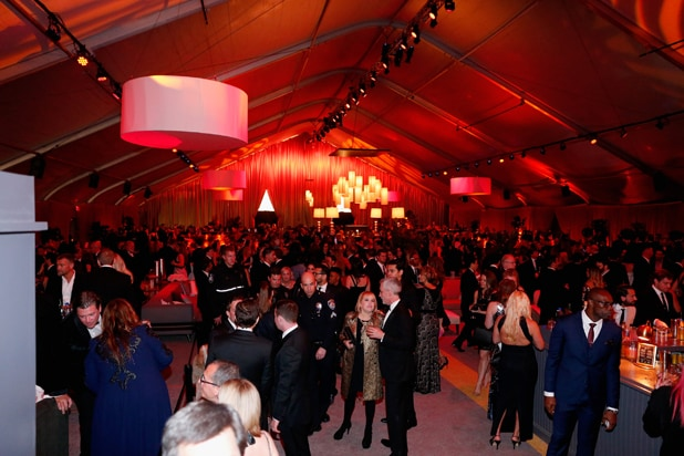Weinstein Company and Netflix Golden Globe Party