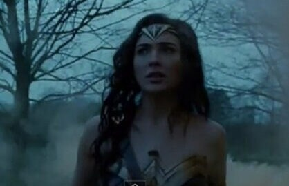 Wonder Woman First Footage
