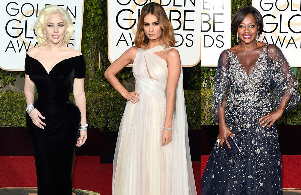 Wrap Ranker Best Dressed Golden Globes